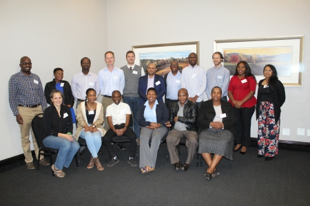 23/10/2018 - CIRCASA Regional Workshop - South Africa