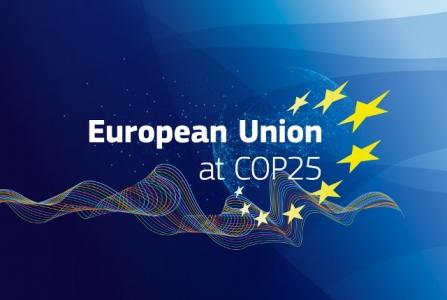 COP25 - CIRCASA at the EU Pavillon