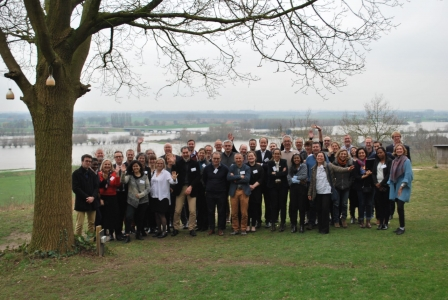 Participants of the 2020 CIRCASA meeting in Wageningen